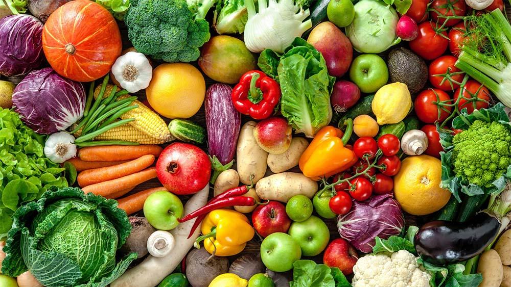 Gesunde Ernährung ? Fünf erste, einfache Schritte.